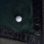 Golf baffle net