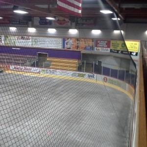 Hockey Arena Netting