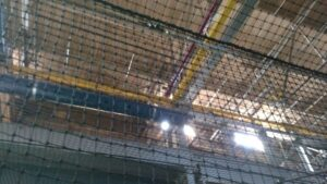 custom sports netting