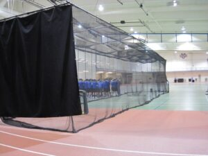 custom baseball batting cage