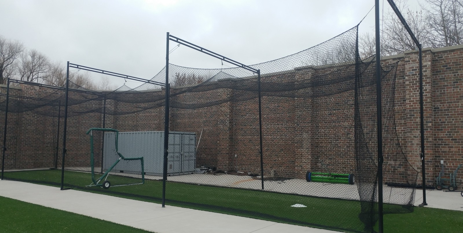 Duluth Sport Nets offers handcrafted sport netting for baseball fields and batting cages, driving ranges, volleyball courts, hockey arenas, and more.