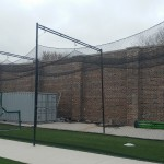Baseball cages
