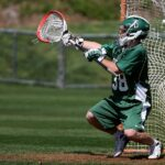 lacrosse goal replacement net